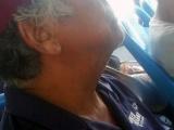 Denuncian por Facebook a senecto masturbandose a bordo de un urbano