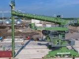 Con sofisticado equipo el Puerto de Veracruz incrementará operación granelera
