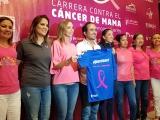 Se suma Ayto. de Veracruz a la recaudación de fondos para mujeres con Cáncer de Mama