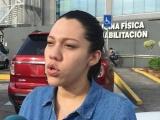 Padres del bebé que cayó de cunero en el ISSSTE temen secuelas