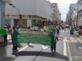 Marchan jubilados para exigir pago de sus Afores