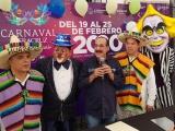 Nombra comité a Embajador de la Alegría del Carnaval 2020