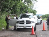 Instala Seguridad Pública puestos de control y revisión, en Xalapa
