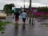 Emite Gobierno Federal Declaratoria de Desastre para 2 municipios veracruzanos