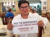 Presentó AMLO cifras de otro país, afirma diputado Carlos Valenzuela