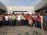 Toman maestros delegación de la SEV, acusan de inoperante al secretario   Zenyazen Escobar