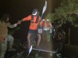 Marina rescata a 39 kayakistas