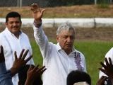 AMLO denuncia guerra sucia desde Boca del Río