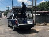 Asegura policía 2 vehículos participantes en presunta balacera