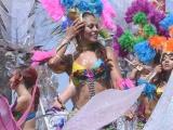 Pasión, alegría y color del Carnaval de Veracruz