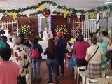Se cumplen 17 años  de incendio en mercados de Veracruz, con misa recuerdan a víctimas