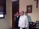 Buenas noticias para contribuir a la paz, pide Obispo a la prensa