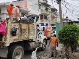 No habrá recolección de basura el primer día del año