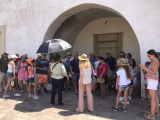 San Juan de Ulúa, sitio histórico preferido por visitantes nacionales y extranjeros