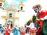 Pueblo mágico, danza y color