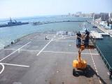 Arriban a Veracruz buques de la Armada de Francia