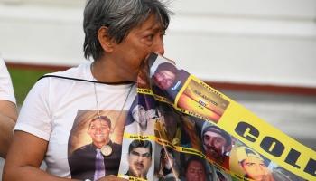 Cuitláhuac sin claridad en Emergencia por Desapariciones