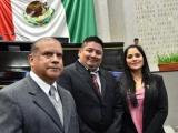 Preside diputado Rubén Ríos la Mesa Directiva para el Segundo Año de Labores