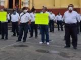 Piden apoyo a Cuitláhuac agremiados de la UPAC por contingencia