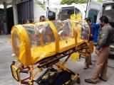 Bomberos Conurbados donó cápsulas a clínicas del IMSS de Veracruz