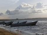 Pescadores en crisis por baja captura