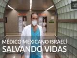 Samuel Tobías, neurocirujano mexicano israelí atiende a sirios