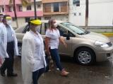 Ante Covid-19, siguen agresiones ciudadanas contra personal médico