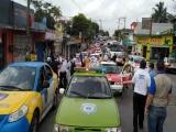 Sin multas por violar reducción vehicular en Xalapa
