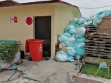 Investiga PMA basura  localizada en estacionamiento del IMSS de Cuauhtémoc
