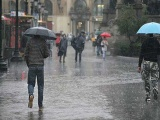 Lluvias durante toda la semana