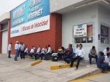Veracruz se sumó a protesta nacional en Telmex