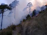 Se registra incendio en Xico