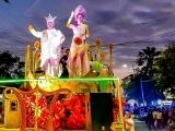 Lleno histórico en el 2° Gran Papaqui del Carnaval de Veracruz 2020