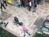 Muere asaltante tras huir de elementos de seguridad en Plaza Las Américas