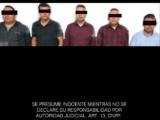 Detiene SSP a 13 presuntos delincuentes en posesión de armas y drogas