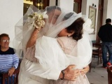 Viajan a  Veracruz  don Meandro y Doña Carmen  para celebrar 69 años de matrimonio