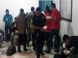 Interceptan camioneta que trasladaba 19 migrantes, en Jáltipan