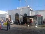 Liberan ex trabajadores portuarios oficinas del SAT en Veracruz