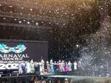Inédito,  magna coronación de reyes infantiles, rey la Alegría y reina del Carnaval de Veracruz 2020