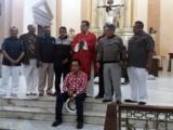 Celebran misa en Catedral de Veracruz en memoria de ex reyes del Carnaval fallecidos