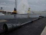 Anuncian una potente masa polar que traerá norte violento a Veracruz