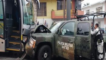 Ataques armados por detención de delincuentes: Cuitláhuac