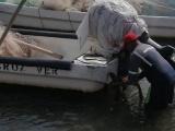 Pescadores preocupados porque norte afecte sus embarcaciones