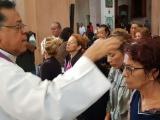 Celebran feligreses católicos Miércoles de Ceniza