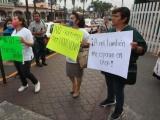 Nueva protesta trabajadores de la salud