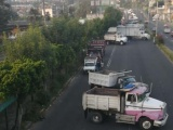 Transportistas ahora denuncian extorsión en Coatepec