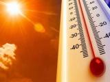 Temperaturas por arriba de los 40 grados