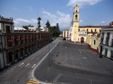 Reducen de manera parcial circulación en Xalapa