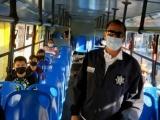 Entregan decena de apercibimientos a transportistas, no acataron medidas sanitarias contra coronavirus