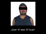 """Capturan al """"Tucán"""" presunto jefe de sicarios del CJNG en Acayucan"""